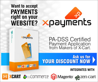 X-Payments PA-DSS Certified Payment Solution.