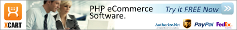 X-Cart PHP e-Commerce Software
